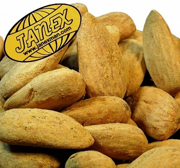 Almonds salted roasted core 180 g