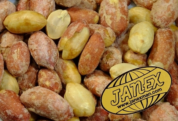 Peanuts peeled Roasted Salted