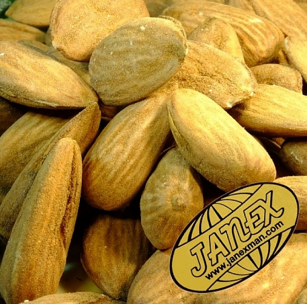 Almonds salted 32/34 roasted